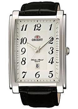 Orient Часы Orient UNED004W. Коллекция Dressy Elegant Gent's цена 2017