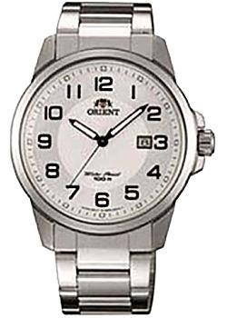 Orient Часы Orient UNF6003W. Коллекция Dressy Elegant Gent's ботинки трекинговые jack wolfskin jack wolfskin ja021awnvd30