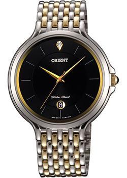 Orient Часы Orient UNF7004B. Коллекция Dressy Elegant Ladies orient часы orient qcat002b коллекция dressy elegant ladies