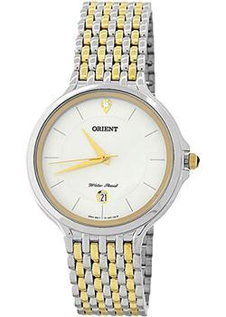 Orient Часы Orient UNF7004W. Коллекция Dressy Elegant Ladies orient часы orient qcat002b коллекция dressy elegant ladies