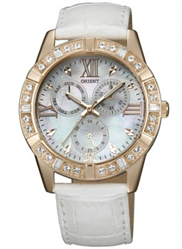 Orient Часы Orient UT0B006W. Коллекция Fashionable Quartz цена