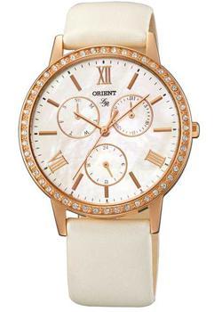 цена  Orient Часы Orient UT0H002W. Коллекция Lady Rose  онлайн в 2017 году