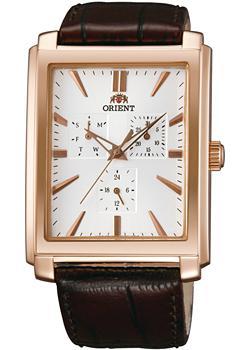 Orient Часы Orient UTAH001W. Коллекция Classic Design orient часы orient uw00004w коллекция classic design