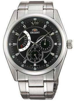 Orient Часы Orient UU06001B. Коллекция Dressy Elegant Gent's orient часы orient unej002w коллекция dressy elegant gent s