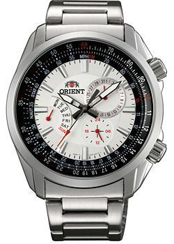 Orient Часы Orient UU09003W. Коллекция Sporty Quartz orient ub8y001w