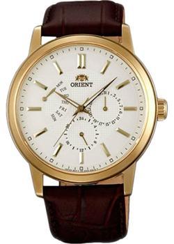 Orient Часы Orient UU0A003W. Коллекция Classic Design orient часы orient uw00004w коллекция classic design