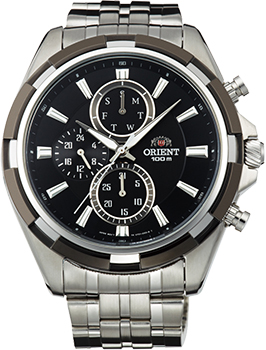 Orient Часы Orient UY01002B. Коллекция Sporty Quartz все цены