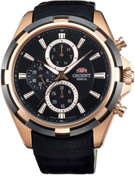 Orient Часы Orient UY01003B. Коллекция Sporty Quartz orient часы orient sz3x003b коллекция sporty quartz
