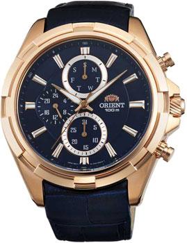 Orient Часы Orient UY01005D. Коллекция Sporty Quartz orient часы orient sz3x003b коллекция sporty quartz