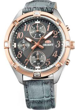 Orient Часы Orient UY04005A. Коллекция Fashionable Quartz orient часы orient ut0f004b коллекция fashionable quartz