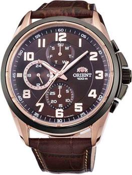 Orient Часы Orient UY05003T. Коллекция Dressy  цена