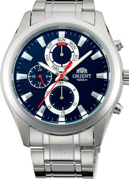 Orient Часы Orient UY07001D. Коллекция Sporty Quartz orient часы orient sw06007w коллекция sporty quartz