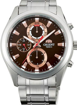 Orient Часы Orient UY07002T. Коллекция Sporty Quartz orient часы orient sw06007w коллекция sporty quartz