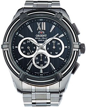 Orient Часы Orient UZ01002B. Коллекция Sporty Quartz orient часы orient sw06007w коллекция sporty quartz