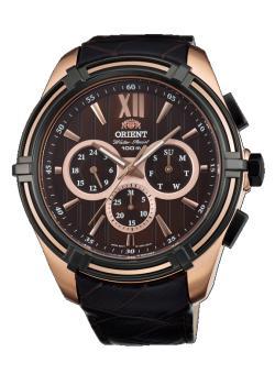 Orient Часы Orient UZ01005T. Коллекция Sporty Quartz цена и фото