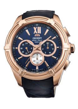 Orient Часы Orient UZ01006D. Коллекция Sporty Quartz orient часы orient sz3v004d коллекция sporty quartz
