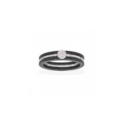 Золотое кольцо Ювелирное изделие Q13978BDC кольцо алмаз холдинг женское золотое кольцо с бриллиантами и рубином alm13237661 19