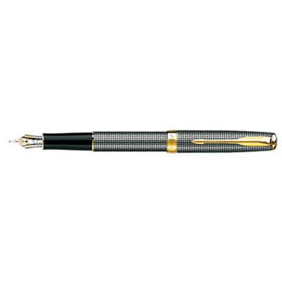 Parker Перьевая ручка Parker S0808140 перьевая ручка parker 360b 0 5