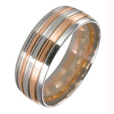 Ювелирное изделие 511987 жёсткий браслет из золота с алмазной гранью