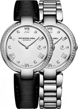 Raymond weil Часы Raymond weil 1600-STS-00618. Коллекция Shine