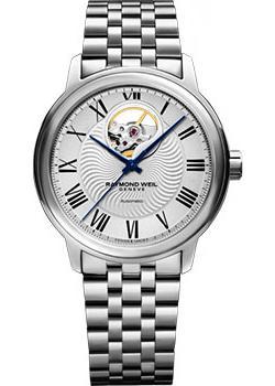 цена Raymond weil Часы Raymond weil 2227-ST-00659. Коллекция Maestro онлайн в 2017 году