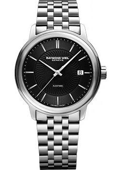 цена Raymond weil Часы Raymond weil 2237-ST-20001. Коллекция Maestro онлайн в 2017 году