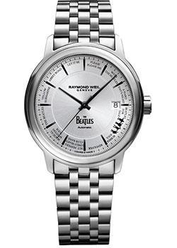 цена Raymond weil Часы Raymond weil 2237-ST-BEAT1. Коллекция Maestro онлайн в 2017 году