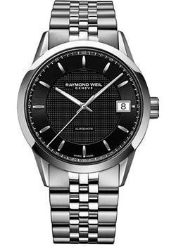 цена Raymond weil Часы Raymond weil 2740-ST-20021. Коллекция Freelancer онлайн в 2017 году