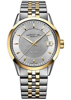 Raymond weil Часы Raymond weil 2740-STP-65021. Коллекция Freelancer raymond weil freelancer 7730 stc 20101