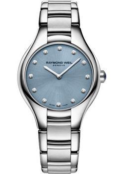цена Raymond weil Часы Raymond weil 5132-ST-50081. Коллекция Noemia онлайн в 2017 году