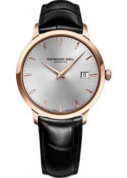 Raymond weil Часы Raymond weil 5488-PC5-65001. Коллекция Toccata мужские часы raymond weil 2238 pc5 00209