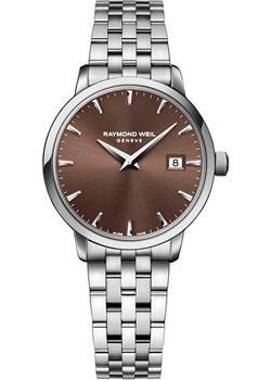 Raymond weil Часы Raymond weil 5988-ST-70001. Коллекция Toccata цена 2017