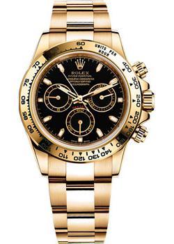 Rolex Часы Rolex 116508-0004 цена и фото