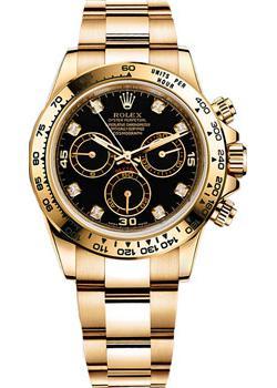 Rolex Часы Rolex 116508-0008 цена и фото