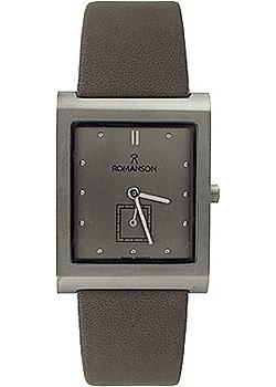Romanson Часы Romanson DL0581HMW(GR). Коллекция Titanium romanson tl 4227 mw gr