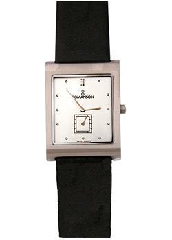 цена на Romanson Часы Romanson DL0581HMW(WH). Коллекция Titanium