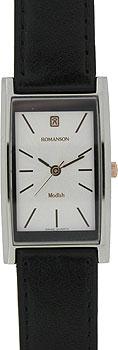 Romanson Часы Romanson DL2158CLJ(WH). Коллекция Modish romanson romanson dl 5163s mc wh
