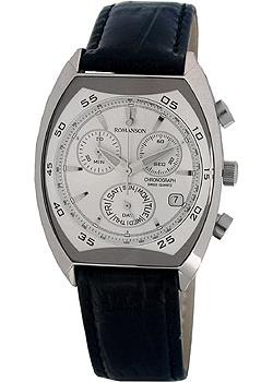 Romanson Часы Romanson DL4141HMW(WH). Коллекция Gents Function honeywell s