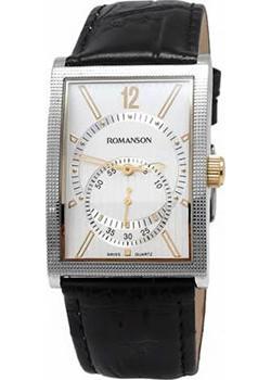 Romanson Часы Romanson DL5146SMC(WH). Коллекция Modish romanson tm 4267 mw wh