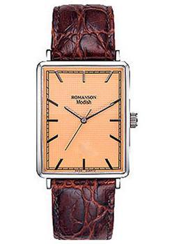 Romanson Часы Romanson DL5163SLW(GD). Коллекция Modish romanson часы romanson tl0387mg gd коллекция gents function