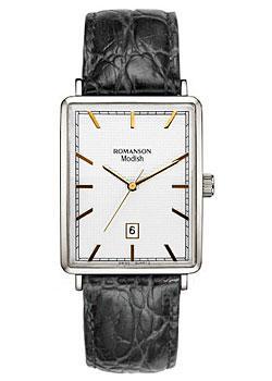 Romanson Часы Romanson DL5163SMC(WH). Коллекция Modish romanson часы romanson dl9198smw wh коллекция modish