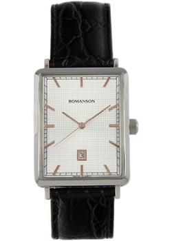 Romanson Часы Romanson DL5163SMJ(WH). Коллекция Modish romanson часы romanson tl0392mw wh коллекция gents fashion