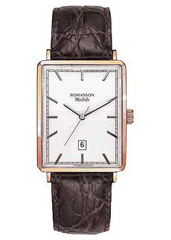 цена на Romanson Часы Romanson DL5163SMR(WH). Коллекция Modish