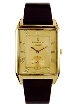 Romanson Часы Romanson DL5593SMG(GD). Коллекция Modish romanson dl 5163s mw gd