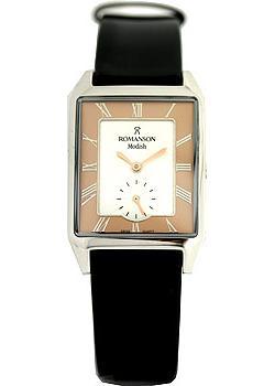 цена на Romanson Часы Romanson DL5593SMJ(WH). Коллекция Modish