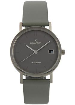 Romanson Часы Romanson DL9782SMW(GR). Коллекция Titanium все цены