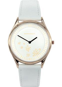 Romanson Часы Romanson RL0367UUG(WH). Коллекция Trofish romanson часы romanson rl0385tlr wh коллекция lady jewelry