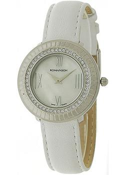 Romanson Часы Romanson RL0385TLW(WH). Коллекция Lady Jewelry romanson tl 9214 mj wh