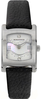 Romanson Часы Romanson RL1254LW(WH)BK. Коллекция Giselle romanson tl 1269 mw wh bk