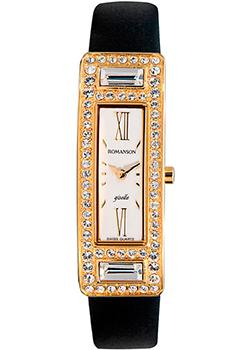 Romanson Часы Romanson RL7244QLR(WH). Коллекция Giselle romanson часы romanson rm5504qlj rg коллекция giselle